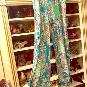Ralph Lauren stretch lounge pants. L NWOT